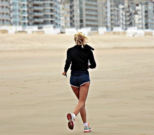 Proteger las rodillas al correr