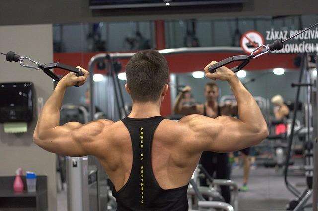 Rutinas para fortalecer la musculatura de la espalda